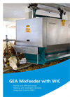 Automated Feeding Mix Feeder with WIC system Brochure
