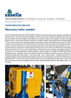 Engine recovery system Brochure