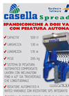 Variable-Rate Fertilizer Spreader Brochure