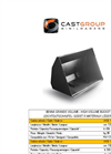 Cast Group - High Volume Bucket - Brochure