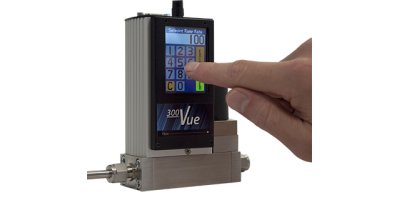 Model 300 Vue Series - Digital Gas Thermal Mass Flow Instruments