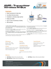 M-Bus - Gas/Water Wireless Transmitter - Brochure