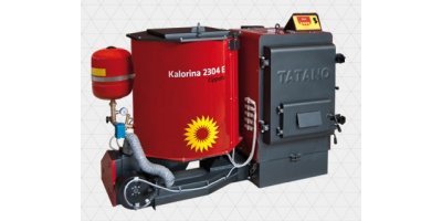 Tatano - Model Kalorina Series 23 - Chips-Wood pellet Boilers