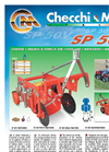 Model SP100 - Potato Digger Brochure