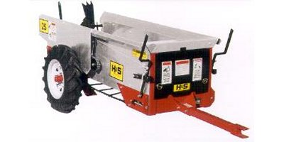 H&S - Model 25 - Ground Drive Manure