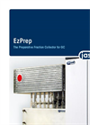 JAS - Model EzPrep - Preparative Fraction Collector - Brochure