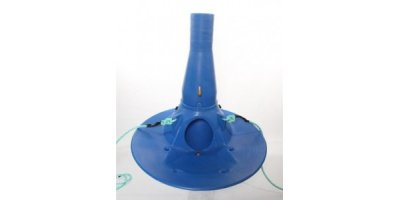 LiftUP - Sombrero Collector Cone - 120 cm with 8″ & 10″