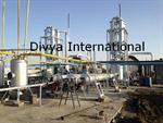 Divya International - Model DI-05 - Waste tyre Plant