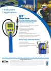 GMI - Model GT Series - Multi-Functional Gas Detector Datasheet