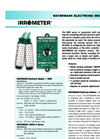 IRROMETER - Model WEM - WATERMARK Electronic Module - Brochure