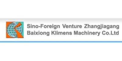 Zhangjigang Baixiong Klimens Machinery Co Ltd