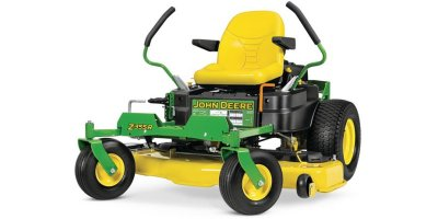 John Deere - Model Z355R with 48-inch Deck - Residential ZTrak Zero-Turn Mowers