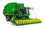 John Deere - Model CS690 - Cotton Stripper Maximizes Harvest