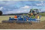 Bugseret - Model AXR-H Series - Hydraulic Folding Semi-Mounted Tandem Disc Harrow