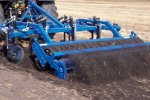 Dinco - Model 1887 - Heavy Duty Mounted Stubble Cultivator