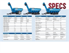Kinze - Model 1100 - Large Dual-Auger Cart Specifications Brochure