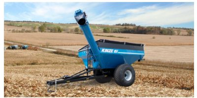Kinze - Model 851  - Single Auger Grain Cart