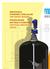 Vertical Mixers Brochure