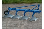 ÖVERUM  - Model CT-F - Fully Mounted Conventional Plough