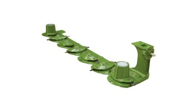Krone EasyCut - Front-mounted Disc Mowers