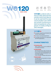 Model WE120 - Remote Monitoring and Control System Brochure