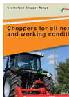 KV Chopper Range - Brochure