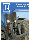 LAFORGE - PR4-PR5 - Front Hitches Brochure