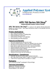 Silt Stop - Model APS 700 Series - Polyacrylamide Erosion Control Powder - Brochure