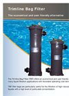 Trimline - Bag Filter Brochure