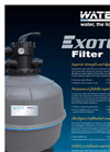 Exotuff 600 - Thermoplastic Filter Brochure
