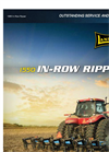 Landoll - Model 1550 - In-Row Ripper - Brochure