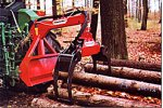 Model DFZ 170  - Forestry Tongs