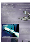 Ultimax Aeration System Brochure