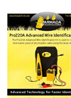 Model Pro220A - Advanced AC Filtered CATV Tone and Probe Kit - Brochure