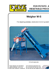 Model W-5 - Weigher Brochure