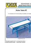 Model RT - Roller Table Brochure