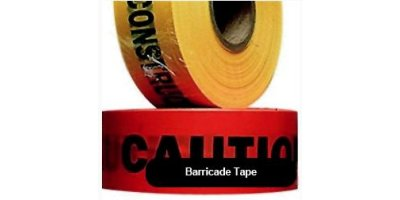Caution - Barricade Tape, 3in x 300ft