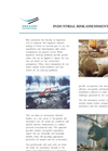Industrial Risk Assessment Services Brochure