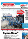 Model NC - Pneumatic Planter with Shoes Brochure 2015