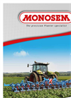 Model SCD - Row Crop Cultivator  Brochure