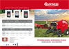 Model RB 120 - Round Baler Brochure