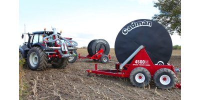 Manure Boom System