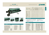 Model GS 220 - Seed Drill Brochure