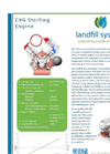 C9G - Landfill Gas and Biogas Flare - Brochure