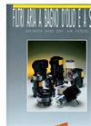 Oil-Bath and Dry Air Filters Brochure