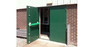 Flood Proof Security Doors
