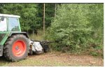 Model SSL Speed - Forestry Tiller