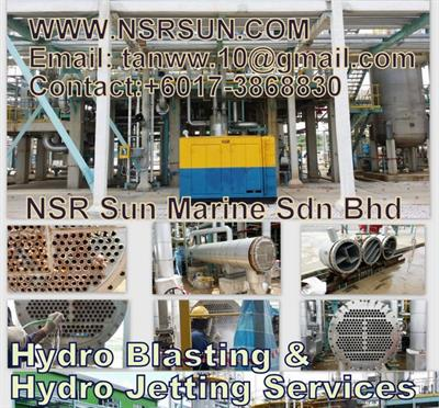 NSR - Heat Exchanger & Tank Cleaning