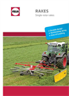 Alpine - Model TS 301 DS and TS 351 DS - Single Rotor Rakes Brochure