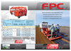 Model FPC - Layer and Transplanter Brochure